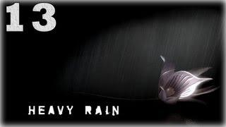 Heavy Rain. Серия 13 - Неприятности в клубе.