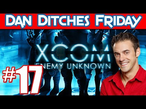 Lets Play: XCOM Enemy Unknown - HARD CHEESE [EP #17]