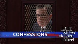 Stephen Colbert's Midnight Confessions, Vol. XXXVI