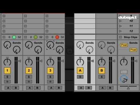 'Did you Know?' Ableton Live Tips w/ Thavius Beck Pt 3: Routing Audio, MIDI + Effects