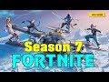 Mùa Đông Không Lạnh | Quậy Tung Fortnite Season 7 !!!