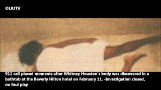 Official Whitney Houston 911 Call