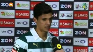 11J :: Sporting - 4 x Paços Ferreira - 0  de 2013/2014
