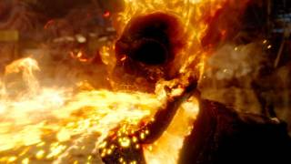 Ghost Rider 2 Trailer 2012 Spirit Of Vengeance