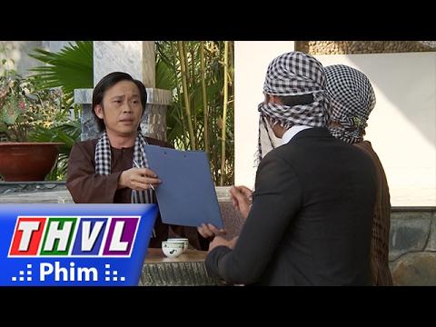 THVL   Hương đồng nội - Tập cuối[7]: Khanh và Tám Bảnh hóa trang đến nhà Hai Lợi ký hợp đồng