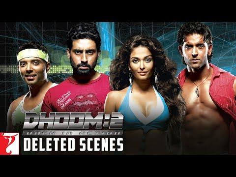 Deleted Scenes  - Dhoom 2