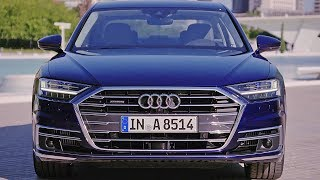 Audi A8 (2018) Features, Design, Driving [YOUCAR]. YouCar Car Reviews.