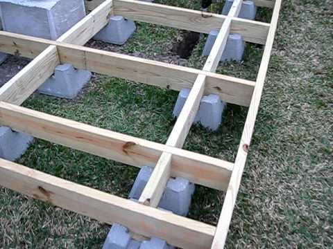 bunnings wooden poles how to put in ground