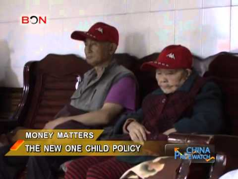 The new One Child Policy - China Price Watch - March 11, 2014 - BONTV China