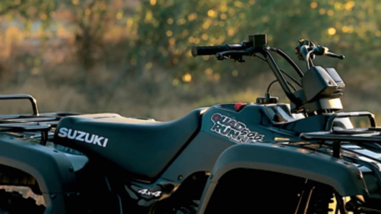 Suzuki King Quad  Seat Replacement