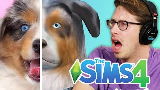 Keith Controls His Friends' Pets • The Sims 4 Cats & Dogs