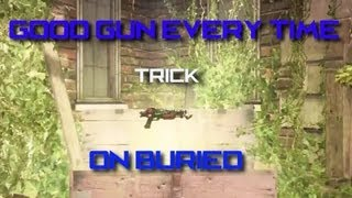 """Buried"" Trick How To Get A Good Gun From The Mystery"