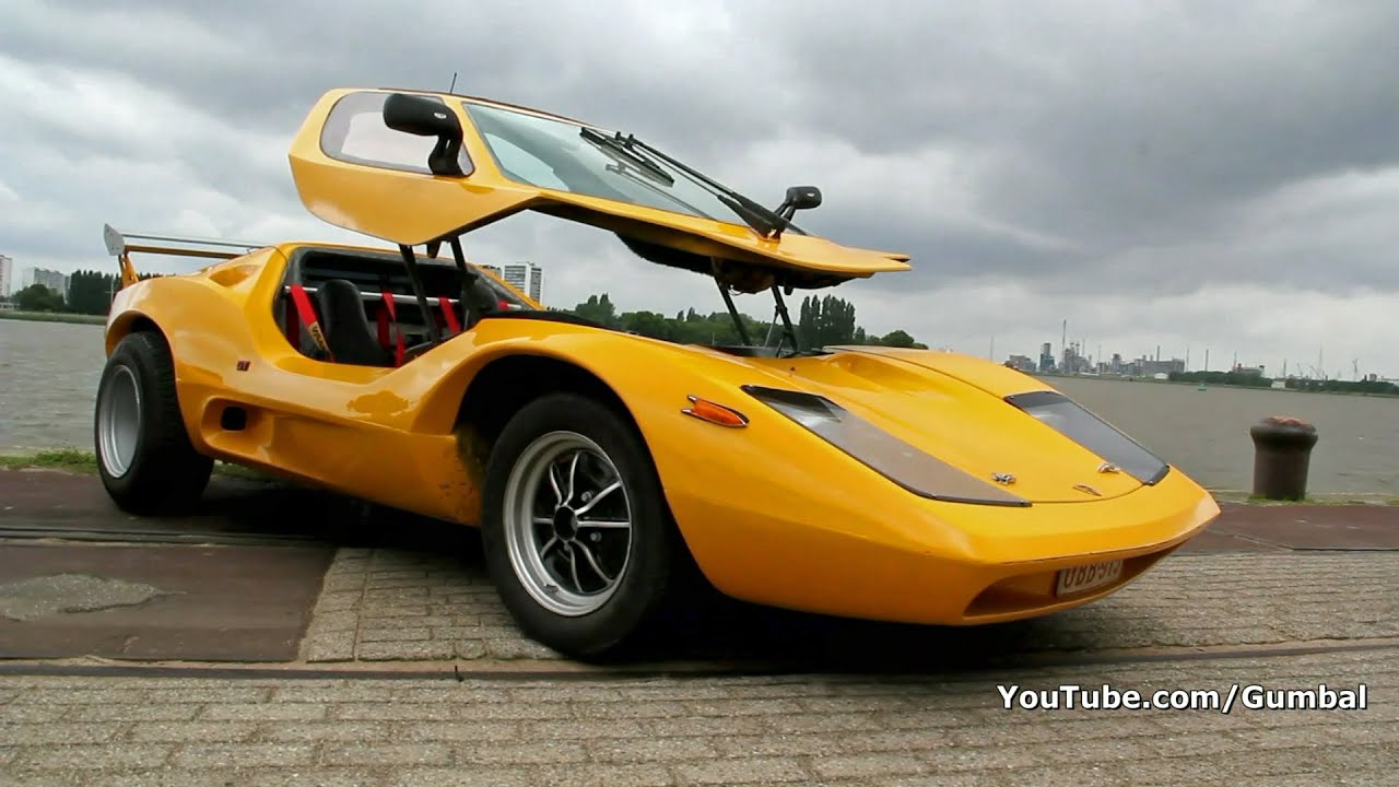 Stirling GT - Very rare kit car!! 1080p HD - YouTube