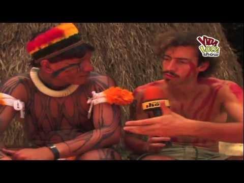 INDIOS do Xingu por Fernando Muylaert no vida loca show