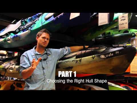 "Kayak Fishing 101: EPISODE 2 ""Choosing the Right Kayak"""