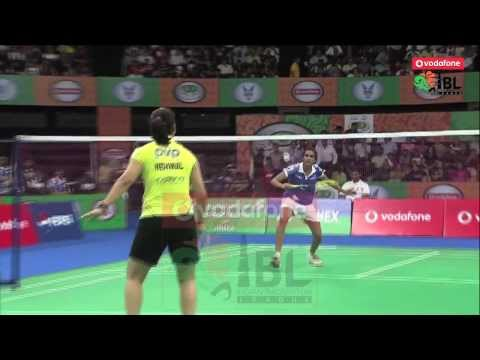 THE SUMMIT CLASH: SAINA VS SINDHU