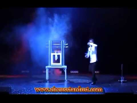 Circus Stardust Agency Presents: Magic, Illusions, Quick Change and Rola Bola (Artist 00400)