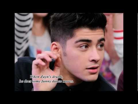 34 rare facts about Zayn Malik :),