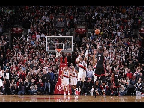 Top 10 Clutch Shots: December 2013