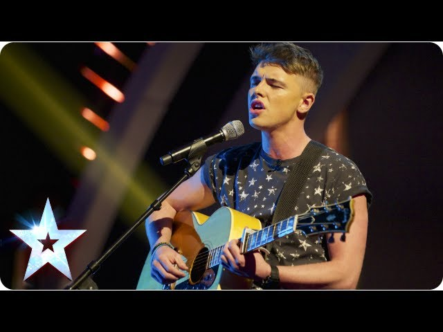 Jordan O'Keefe singing 'I Will Always Love You' | Semi-Final 5 | Britain's Got Talent 2013