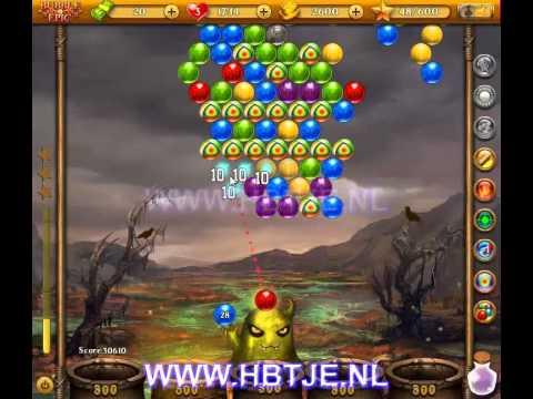 Bubble Epic level 27