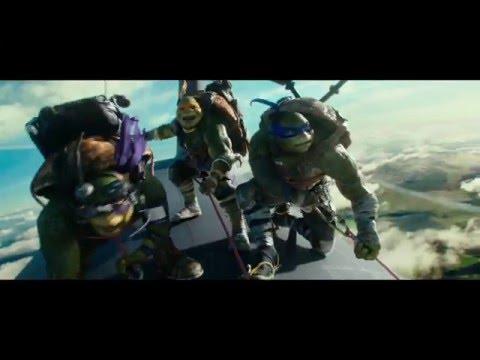 Ninja Korytnačky II - filmový trailer