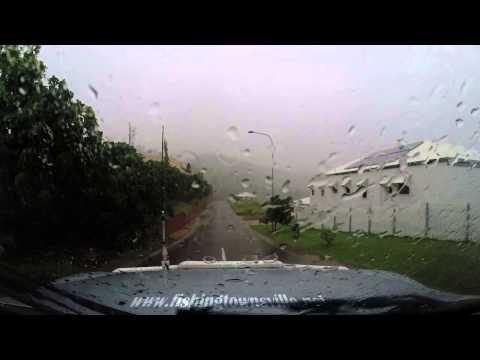 Cyclone Ita - Riverside Gardens, Townsville