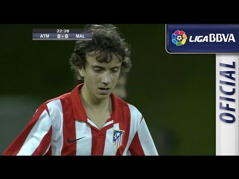 Highlights Atlético de Madrid (0-0) Málaga CF LFP ASPIRE Challenge U15 2014 - HD
