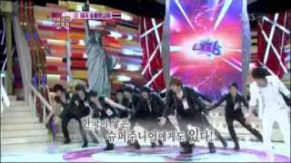[SBS] 스타킹 224회 (20110716) 명장면