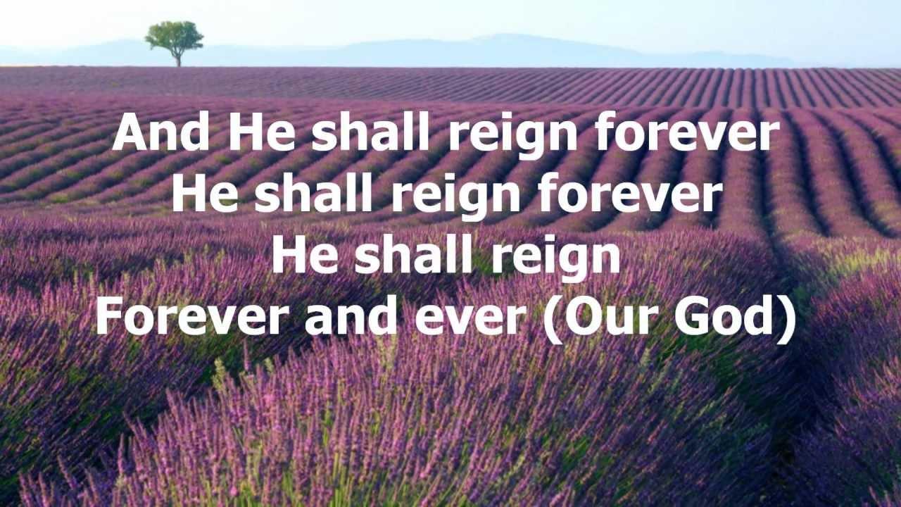Forever reigns lyrics