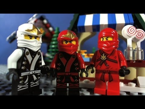 LEGO NINJAGO the MOVIE part 1