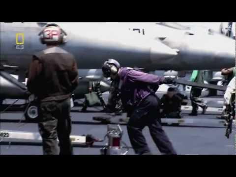 Tàu sân bay mạnh nhất thế giới supercarrier airport at sea
