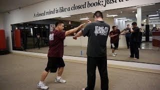 Traditional Shaolin Blocking Techniques Las Vegas Kung Fu