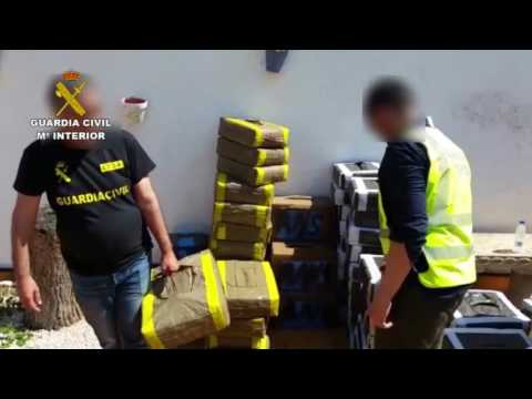 تفكيك شبكة مغربية إسبانية مختصة في تهريب المخدرات انطلاقا من مورسيا نحو العالم