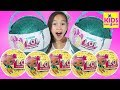 GIVEAWAY LOL PEARL SURPRISE GIANT BALL OPENING wave 2 World Biggest Unboxing Kids Toys and Joys