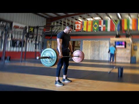 "CrossFit Benchmark WOD ""DT - 7:16"