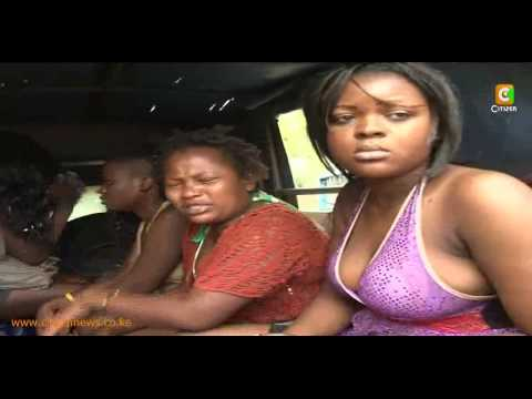 Mombasa Strippers in Court