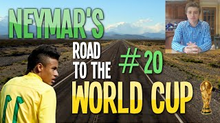 FIFA 14 - Neymar's Road To The World Cup - EP. 20 (OUR FIRST LEGEND)