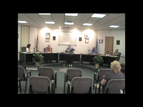 Rouses Point Village Board Meeting 8-1-11