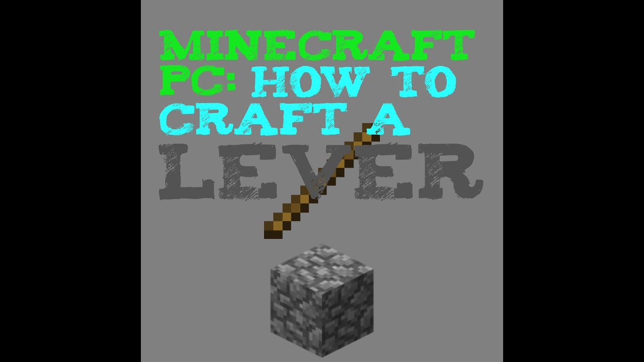 How To Craft On Youtube