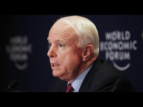 Send US Troops To Nigeria? Senator John McCain Says Yes