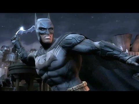 Batman vs. Flash - Injustice: