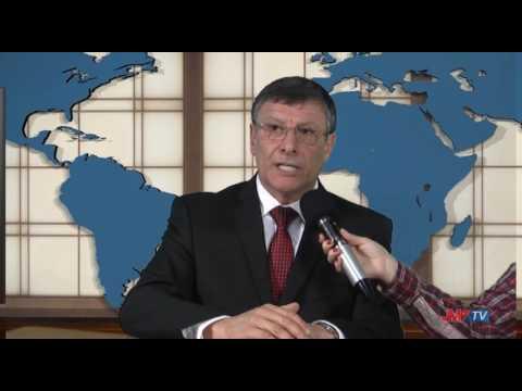 Entrevista com o Presidente FCDL  - Ivan Roberto Tauffer