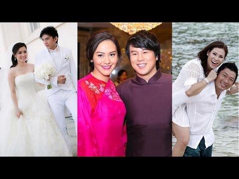 3 sao Việt may mắn kết hôn với nữ đại gia - Ai là người vợ giàu có và tài giỏi nhất của sao nam Việt