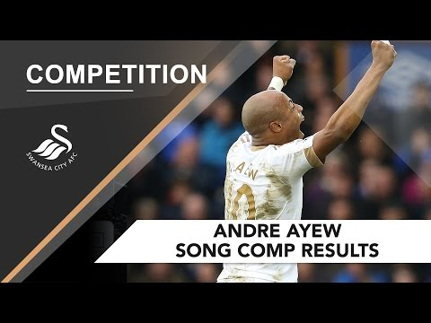 Video: Swans TV -comp winner: Andre Ayew song