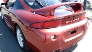 1998 Mitsubishi Eclipse GSX Turbo All Wheel Drive