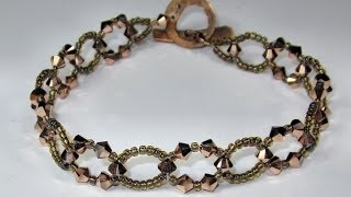 FREE Project: Simple Sparkle Bracelet