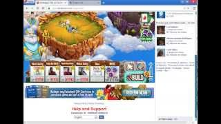 Hack Para Desbloquear Ilhas No Dragon City, Real E