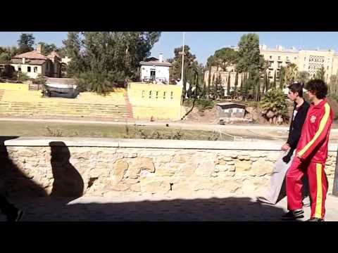North Nicosia, Cyprus Tour (Sat Oct 12, 2013) Part 1