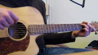 Amy Macdonald №9 - Don't tell me that it's over - acoustic guitar cover by onlyfavoritemusic view on youtube.com tube online.